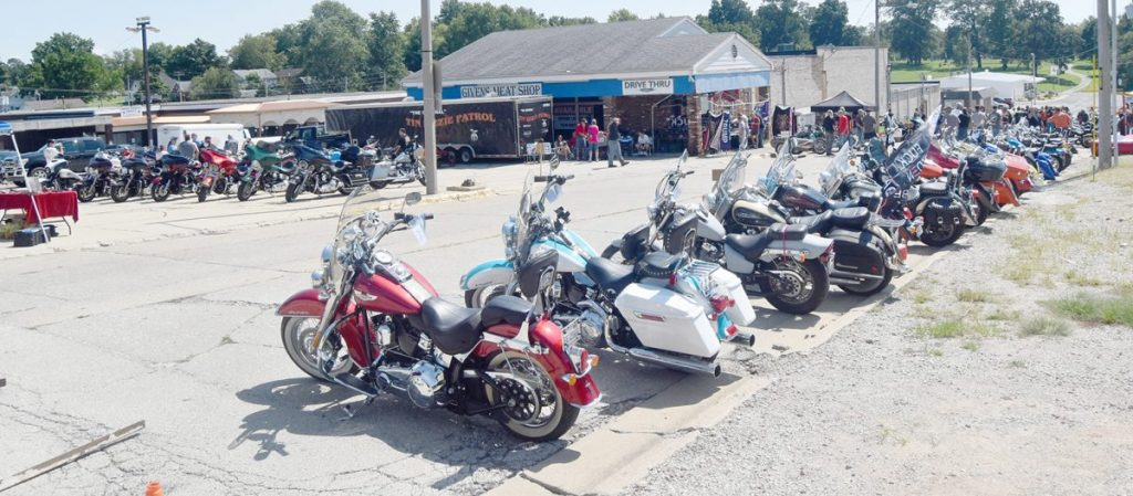 """The 2021 Cages Labor Day Bike Show was considered a success, according to owner Dave King. An estimated 110 bikes registered in the show and the event raised more than $10,000 for Shriners Hospital. Up quite a bit from the previous show in 2018, with 60 bikes. """"All-in-all was a better show, was the best one we have had all around,"""" King said."""
